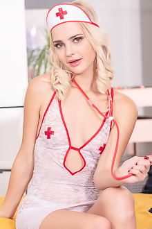 Lika Star - Horny Nurse