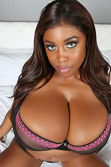 Maserati XXX - Giant Black Boobs